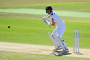 Hampshire's Tom Alsop during the Specsavers County Champ Div 1 match between Hampshire County Cricket Club and Surrey County Cricket Club at the Ageas Bowl, Southampton, United Kingdom on 18 July 2016. Photo by Graham Hunt.