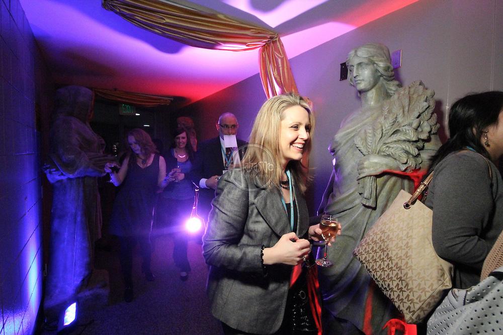 "MPI WSC & OC | Cascadia 2012 ""A Night At The Museum"" Gala Dinner at Hotel Murano."