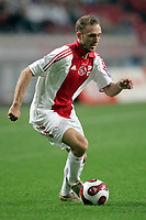 Fotball<br /> Kvalifisering UEFA Champions League<br /> 15.08.2007<br /> Ajax v Slavia Praha<br /> Foto: ProShots/Digitalsport<br /> NORWAY ONLY<br /> <br /> Dennis Rommedahl - Ajax