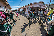 Hope in South Africa - Photo by Peter Krogh