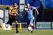 Stockport County FC 0-0 Bradford Park Avenue FC 2.9.17