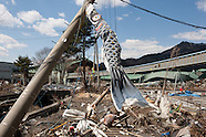 20110412 Japan, Kamaishi tsunami damage