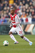Onderwerp/Subject: Ajax - Eredivisie<br /> Reklame:  <br /> Club/Team/Country: <br /> Seizoen/Season: 2012/2013<br /> FOTO/PHOTO: Thulani SERERO ( Thulani Caleeb SERERO ) of Ajax. (Photo by PICS UNITED)<br /> <br /> Trefwoorden/Keywords: <br /> #00 $94 ±1355239233217 ±1355239233217<br /> Photo- & Copyrights © PICS UNITED <br /> P.O. Box 7164 - 5605 BE  EINDHOVEN (THE NETHERLANDS) <br /> Phone +31 (0)40 296 28 00 <br /> Fax +31 (0) 40 248 47 43 <br /> http://www.pics-united.com <br /> e-mail : sales@pics-united.com (If you would like to raise any issues regarding any aspects of products / service of PICS UNITED) or <br /> e-mail : sales@pics-united.com   <br /> <br /> ATTENTIE: <br /> Publicatie ook bij aanbieding door derden is slechts toegestaan na verkregen toestemming van Pics United. <br /> VOLLEDIGE NAAMSVERMELDING IS VERPLICHT! (© PICS UNITED/Naam Fotograaf, zie veld 4 van de bestandsinfo 'credits') <br /> ATTENTION:  <br /> © Pics United. Reproduction/publication of this photo by any parties is only permitted after authorisation is sought and obtained from  PICS UNITED- THE NETHERLANDS