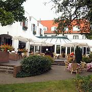 Hotel / Restaurant de Witte Holevoet Holevoetplein 282 Scherpenzeel ext. tuin