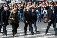 2013/03/23 Roma, funerali del Capo della Polizia. Nella foto Piero Grasso.<br /> Rome, Chief of Police funerals. In the picture Piero Grasso - &copy; PIERPAOLO SCAVUZZO