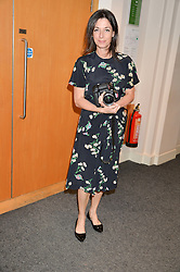 MARY McCARTNEY at an exclusive showing of the Ralph Lauren Collection Spring 2014 Runway Collection held at the legendary Abbey Road Studios, Abbey Road, London NW8 on 21st May 2014.