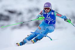 29.12.2014, Hohe Mut, Kühtai, AUT, FIS Ski Weltcup, Kühtai, Slalom, Damen, 1. Durchgang, im Bild Tina Maze (SLO) // Tina Maze of Slovenia in action during 1st run of Ladies Slalom of the Kuehtai FIS Ski Alpine World Cup at the Hohe Mut Course in Kuehtai, Austria on 2014/12/29. EXPA Pictures © 2014, PhotoCredit: EXPA/ JFK