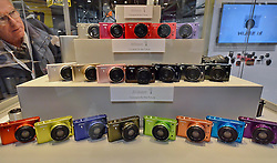 New Nikon 1 Series. As seen at The NYC PhotoExpo 2011
