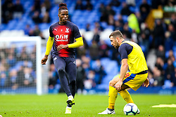 Wilfried Zaha of Crystal Palace - Mandatory by-line: Robbie Stephenson/JMP - 21/10/2018 - FOOTBALL - Goodison Park - Liverpool, England - Everton v Crystal Palace - Premier League
