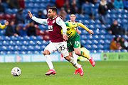 Burnley midfielder Aaron Lennon (25) in action during the The FA Cup match between Burnley and Norwich City at Turf Moor, Burnley, England on 25 January 2020.