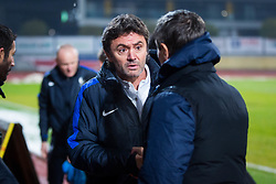Sylvain Ripoll, head coach of France during football match between Slovenia and France in Qualifying round for European Under-21 Championship 2019, on November 13, 2017 in Sportni park, Domzale, Slovenia.  Photo by Ziga Zupan / Sportida