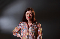 Edinburgh, Scotland 21st August. Day 10 Edinburgh International Book Festival. Pictured: Hera Lindsay Bird, poet who lives in Wellington, New Zealand. Pako Mera