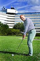 AMSTELVEEN - Directeur KLM Nederland, HARM KREULEN. COPYRIGHT KOEN SUYK