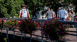26-08-2017 NED: Nationale Diabetes Challenge, Zwolle<br /> Diverse gezondheidscentra, huisartsenpraktijken en fysiotherapie praktijken zijn met ondersteuning van de BvdGF gestart met een lokale wandel challenge. De grote finale vindt plaats op 30 september rond Papendal / Andre