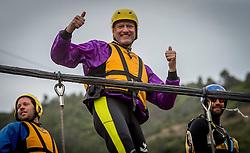 26-05-2016 SPA: BvdGF WeBike2ChangeDiabetes Challenge, Perarrua<br /> Dag 6  Castejon de Sos – Perarrua /  Vanaf Castejon de Sos naar het hoogste punt van deze week. We fietsen dan tot 2.090 hoogtemeters vanaf het hotel dat op 800 hoogtemeters ligt. Een transfer brengt ons naar Campo. In Campo hebben we een alternatief laatste stukje door per raft de kolkende rivier af te dalen naar Perarrua / Tjebbe