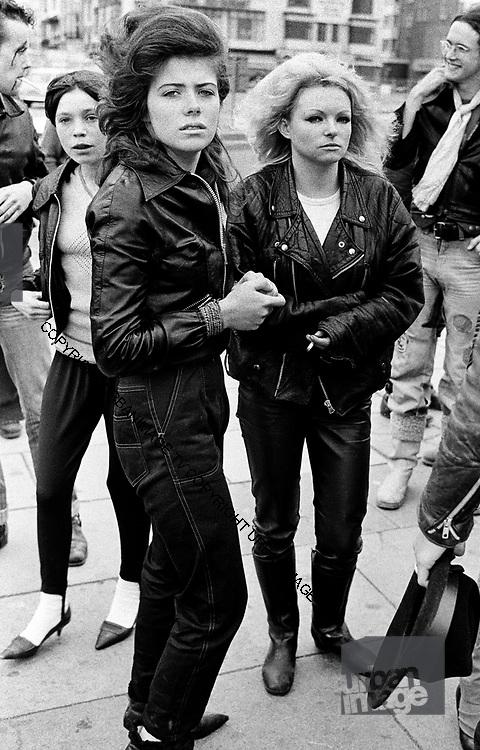 Cast - Quadrophenia Brighton 1979