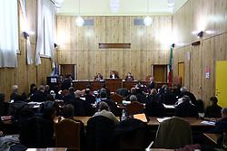 UDIENZA PROCESSO FALLIMENTO BANCA CASSA DI RISPARMIO DI FERRARA CARIFE