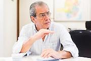 Belo Horizonte_MG, Brasil.<br /> <br /> Edson Monteiro, diretor financeiro da Copasa (Companhia de Saneamento de Minas Gerais) .<br /> <br /> Edson Monteiro, CFO of Copasa.<br /> <br /> Foto: HUGO CORDEIRO / NITRO