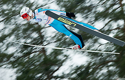 HVALA Jaka (SLO) during Flying Hill Individual competition at 4th day of FIS Ski Jumping World Cup Finals Planica 2012, on March 18, 2012, Planica, Slovenia. (Photo by Vid Ponikvar / Sportida.com)
