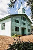 Igreja Matriz São Jorge de Passos Maia. Passos Maia, Santa Catarina, Brasil. / <br /> São Jorge de Passos Maia Mother Church. Passos Maia, Santa Catarina, Brazil.