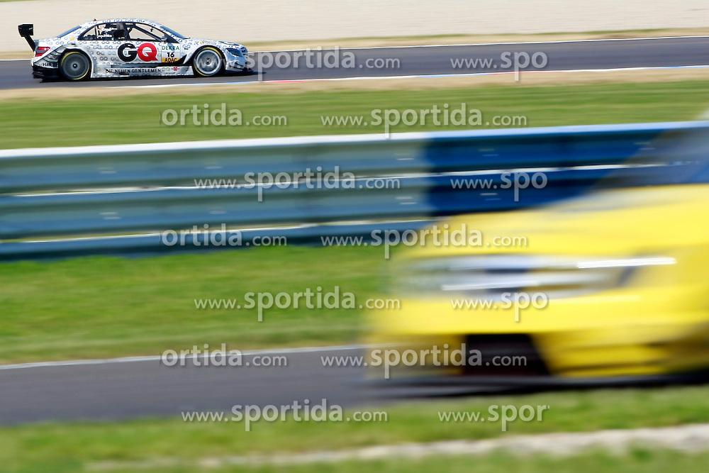 MOTORSPORT: DTM, 3. Rennen, Europeedway Laustiz, Klettwiz, 05.06.2010<br /> Maro ENGEL (GER, GQ AMG Mercedes),<br /> &Atilde;'&Acirc;&copy; pixathlon