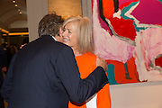 BRYAN FERRY; JENNIFER GUERRINI-MARALDI, Lunch at the Ivy Club pop up-restaurant during the preview of Masterpiece Art Fair. Co-hosted by  Count & Countess Filippo Guerrini-Maraldi, and Lord<br /> Dick Daventry. 26 June 2013
