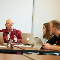2016 UWL School of Education James Carlson and Gary Whillhite Classroom