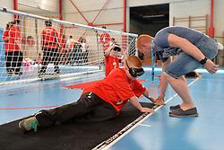 Torball aux Jeux Nationaux de L'Avenir