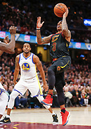 NBA - Cleveland Cavaliers vs Golden State Warriors - Cleveland, Oh
