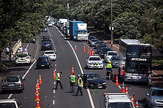 Auckland-Two vehicle crash on Tamaki Drive cause traffic delays