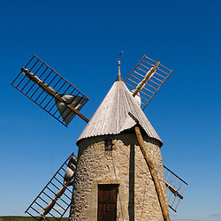 Windmills in Cevennes