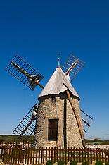 Windmills in Cevennes