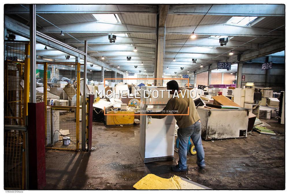 Amiat  (acronimo di Azienda Multiservizi Igiene Ambientale Torino) è una società per azioni che eroga i servizi d'igiene del suolo, di raccolta e smaltimento rifiuti per la città di Torino
