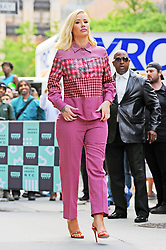 Iggy Azalea stops by the AOL Build. 21 Aug 2018 Pictured: Iggy Azalea. Photo credit: MEGA TheMegaAgency.com +1 888 505 6342