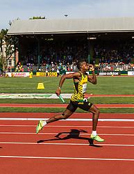 mens 4x400 relay, Jamaica