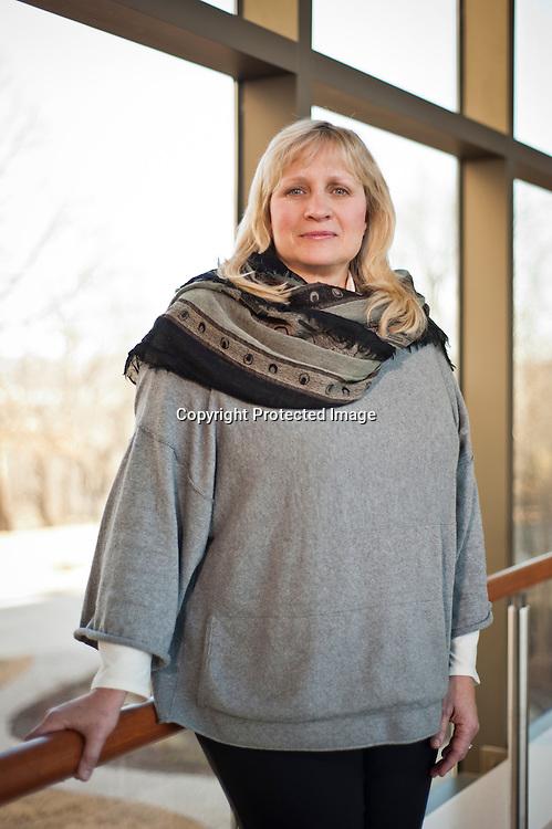 Mary Bourland at Mercy Hospital Northwest Arkansas.