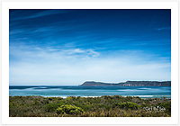 A superb, calm autumn morning at Cloudy Bay, view towards West Cloudy Head [Bruny Island, Tasmania]<br /> <br /> To purchase please email orders@girtbyseaphotography.com quoting the image number PA004226, and your preferred print size. You will receive a quick reply recommending print media options to best suit your chosen image, plus an obligation-free quotation. Current standard size prices are published on the Pricing page.
