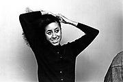 Rhoda Dakar of The Body Snatchers backstage, Ska, 2 Tone, UK 1980
