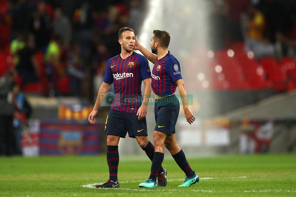 صور مباراة : توتنهام - برشلونة 2-4 ( 03-10-2018 )  38928376