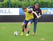 England Training 010914