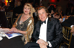 THEO & LOUISE FENNELL at the Biba Ball in aid of Clic Sargeant held at the Victoria & Albert Museum, London on 11th May 2006.<br /><br />NON EXCLUSIVE - WORLD RIGHTS