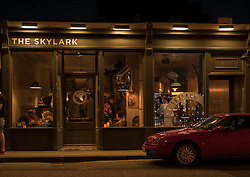 Four years ago a group of friends opened a cafe/bar on Portobello High Street. This weekend The Skylark celebrated its fourth birthday with many of the Portobello residents who have become more than customers to the popular cafe/bar.<br /> The Skylark is owned by Nina Davidson, Paul Lambie, Fraser Butterfield and Duncan Alexander.<br /> <br /> <br /> &copy; Jon Davey/ EEm