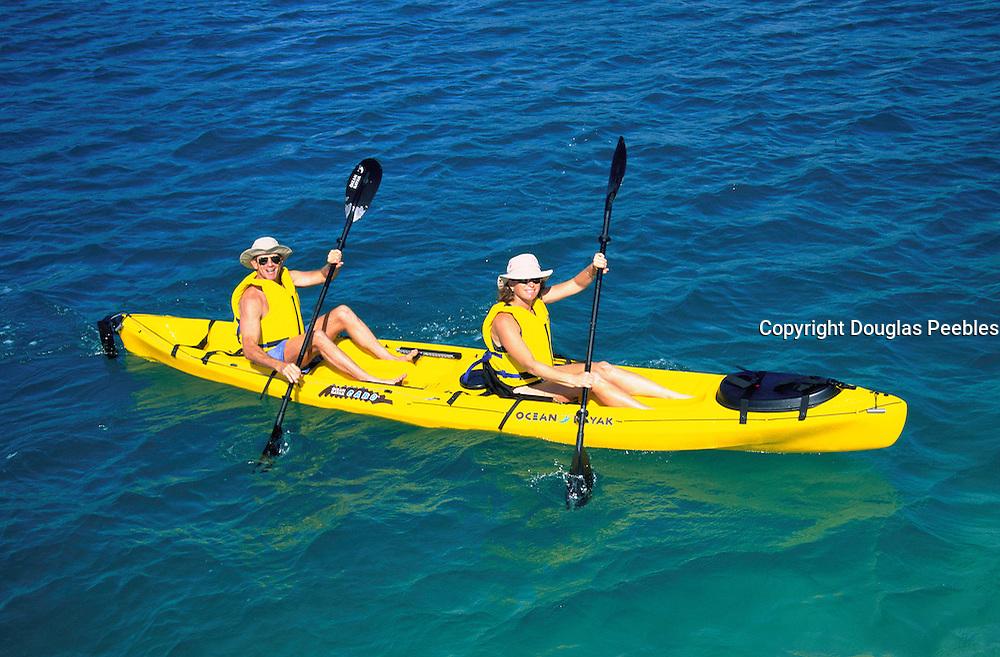 Kayaking, USA<br />