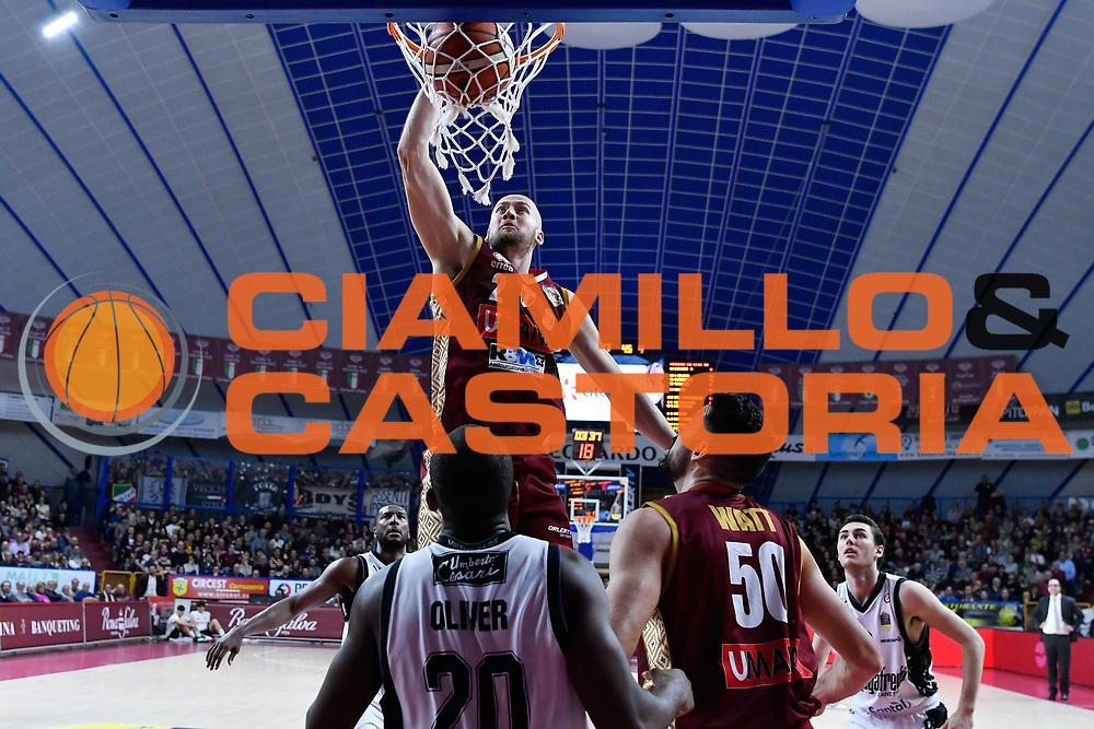 peric<br /> Umana Reyer Venezia - Segafredo Virtus Bologna<br /> Legabasket Serie A 2017/18<br /> Venezia, 04/03/2018<br /> Foto G.Checchi / Ciamillo-Castoria