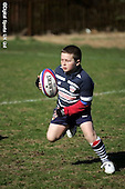 Bristol Coaching Camp at Coombe dingle RFC. 5-4-06. Action Pics