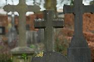 Cemetery Ketsheuvel in Orthen