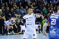 Sylvain Hochet - 05.03.2015 - Montpellier / Cesson Rennes - 17eme journee de Division 1<br />Photo : Andre Delon / Icon Sport
