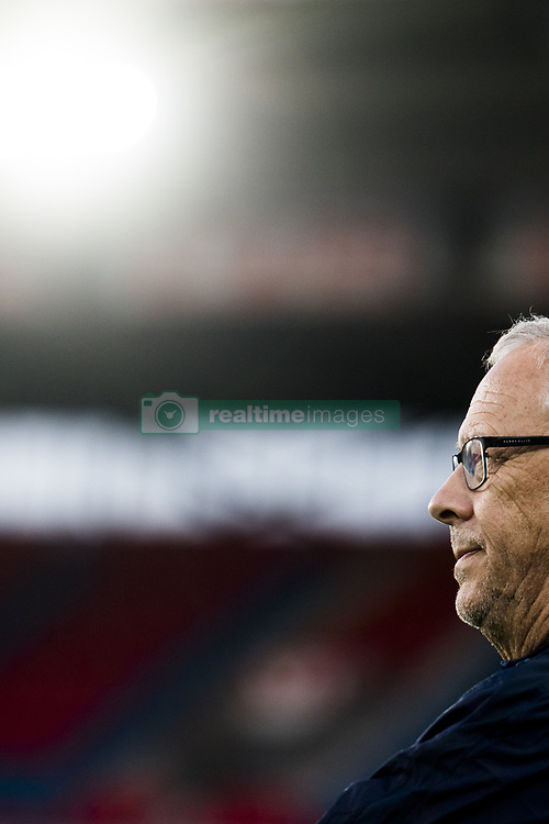 September 1, 2017 - Oslo, NORWAY - 170901 Lars LagerbÅ ck, head coach of Norway, ahead of the FIFA World Cup Qualifier match between Norway and Azerbaijan on September 1, 2017 in Oslo..Photo: Jon Olav Nesvold / BILDBYRN / kod JE / 150000 (Credit Image: © Jon Olav Nesvold/Bildbyran via ZUMA Wire)