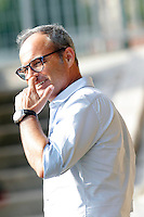 Luis CAMPOS  - 29.06.2015 - Reprise Entrainement de Monaco  - 2015/2016<br />Photo : Jc Magnenet / Icon Sport