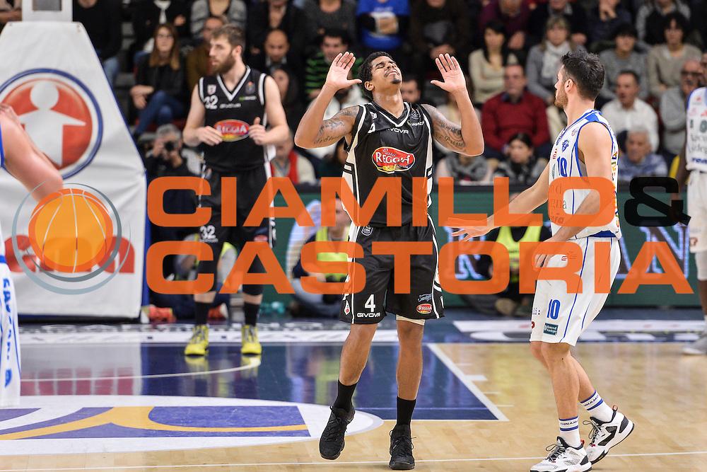 Edgar Sosa<br /> Banco di Sardegna Dinamo Sassari - Pasta Reggia Juve Caserta<br /> LegaBasket Serie A 2016/2017<br /> Sassari 08/01/2017<br /> Foto Ciamillo-Castoria